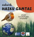 Žemės mėnesio proga – haiku konkursas
