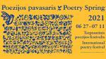 Poezijos pavasaris 2021 (programa)
